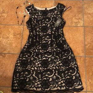 Vince Camino Cap Sleeve Dress